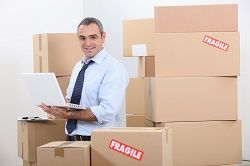 Office Moving Company in E5